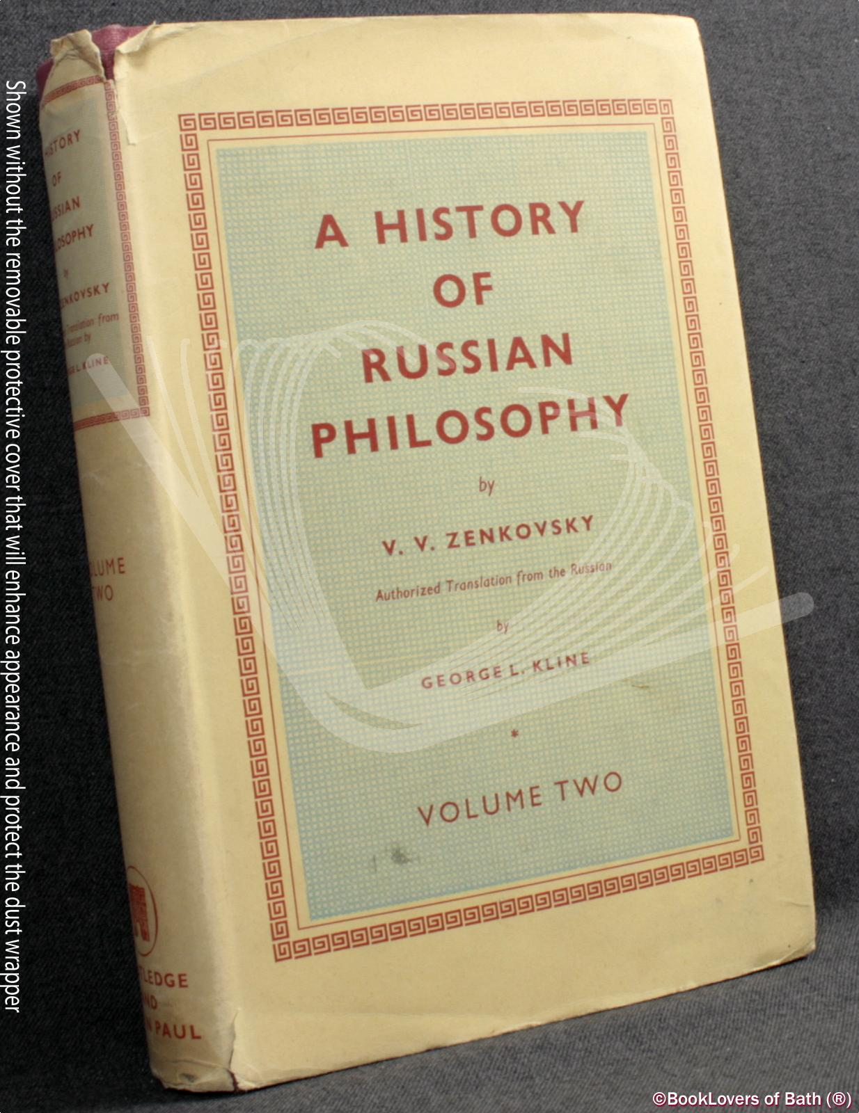 Russian Philosophy Especially That Of 112