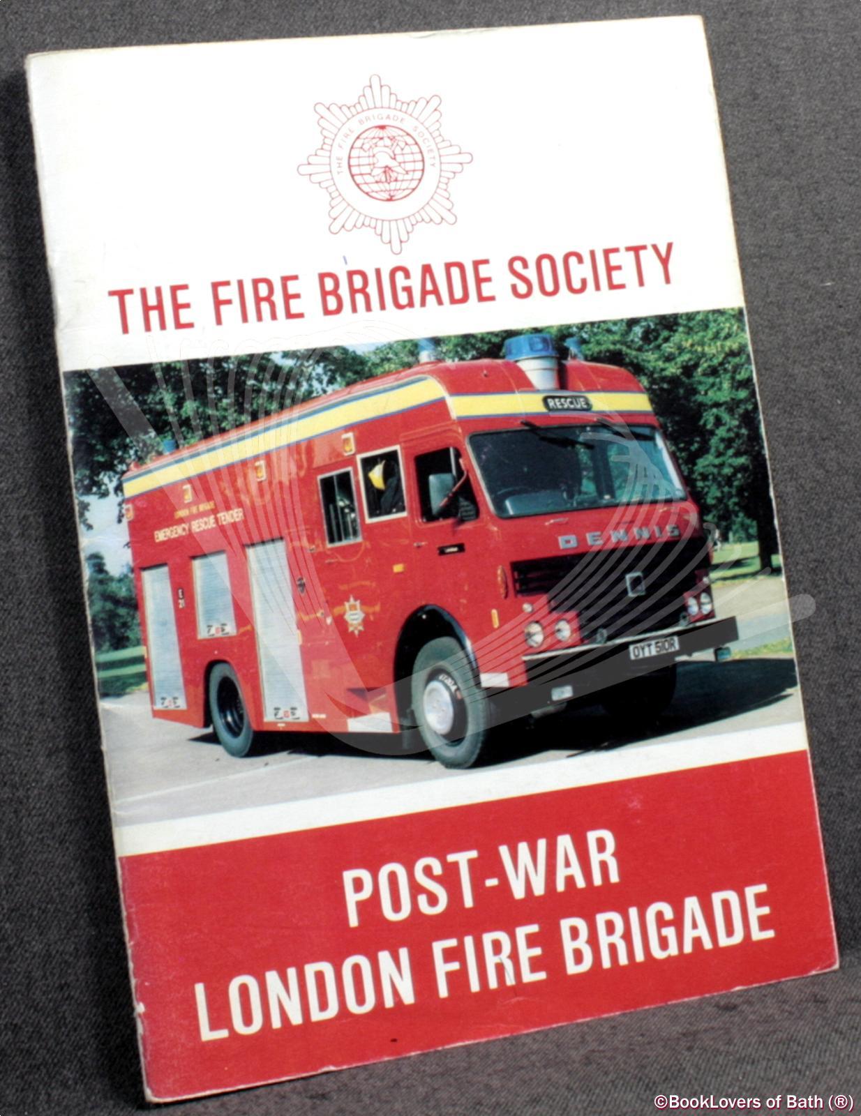 post war london