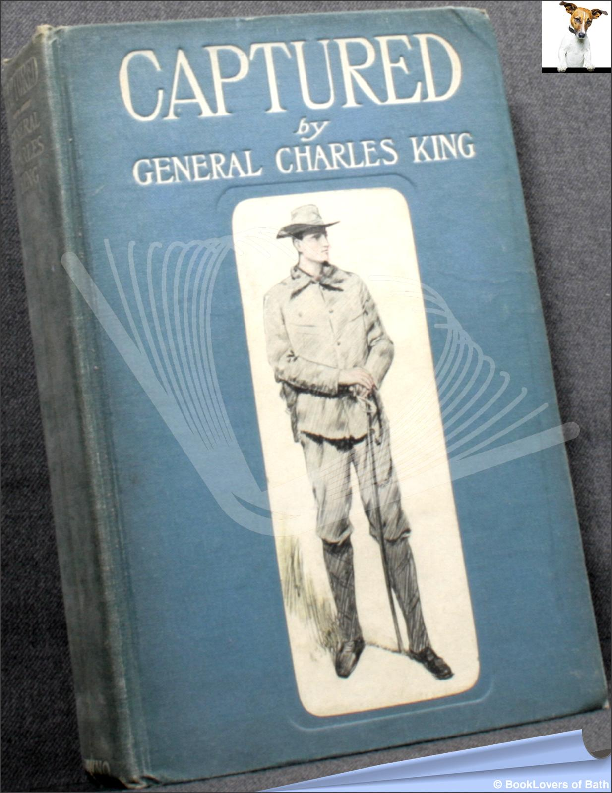 Captured - General Charles King