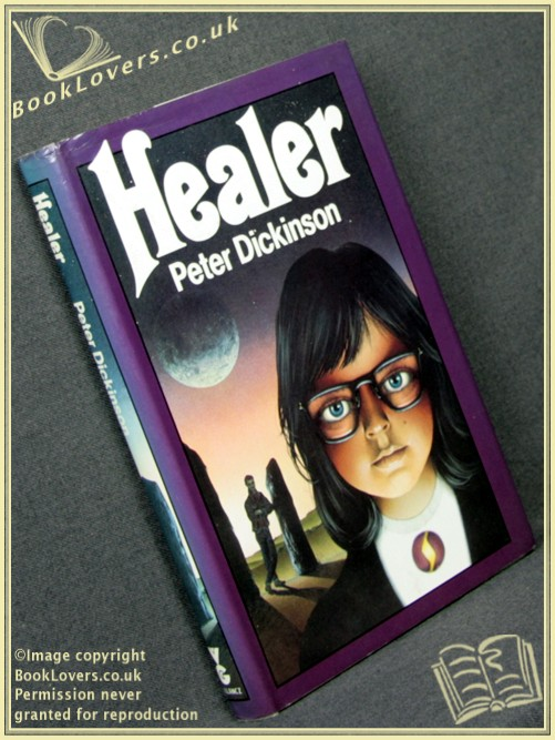 Healer - Peter Dickinson