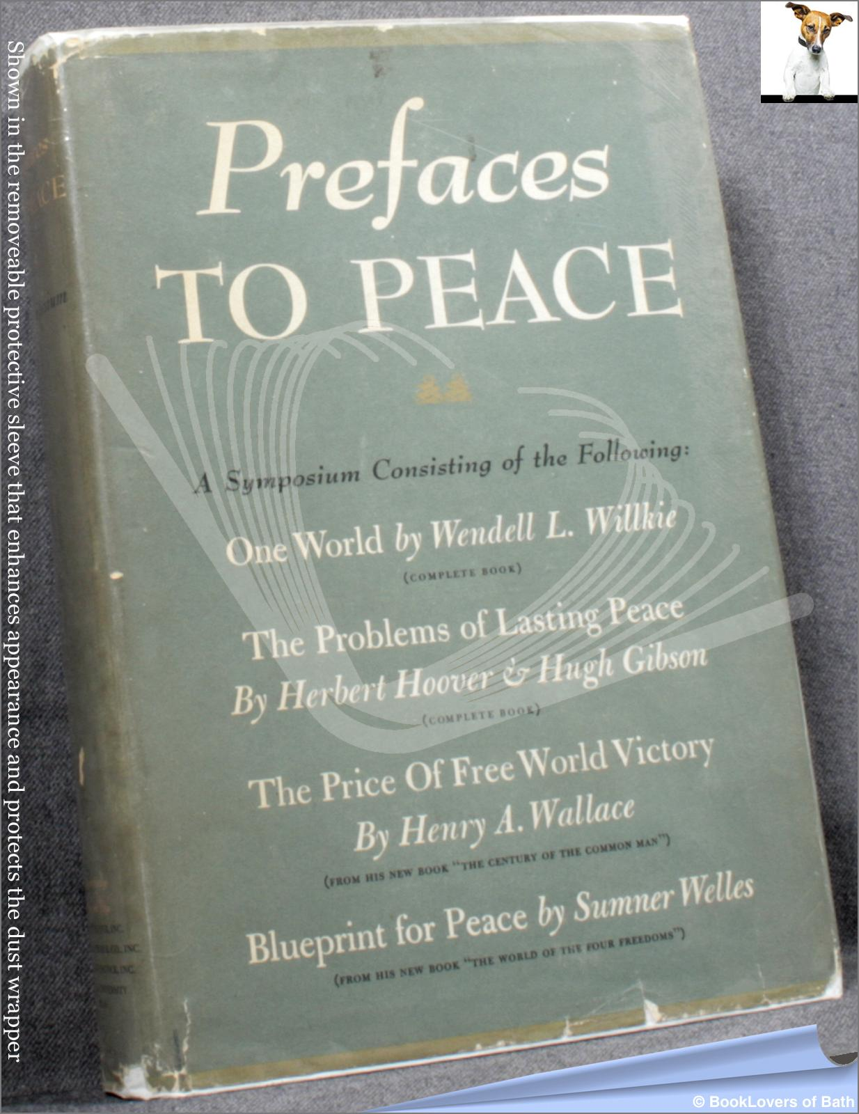 Prefaces To Peace - VARIOUS