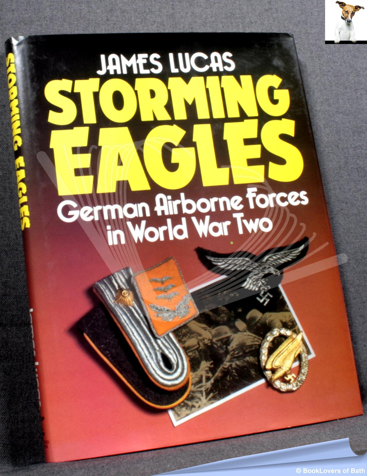 Storming Eagles - James Lucas