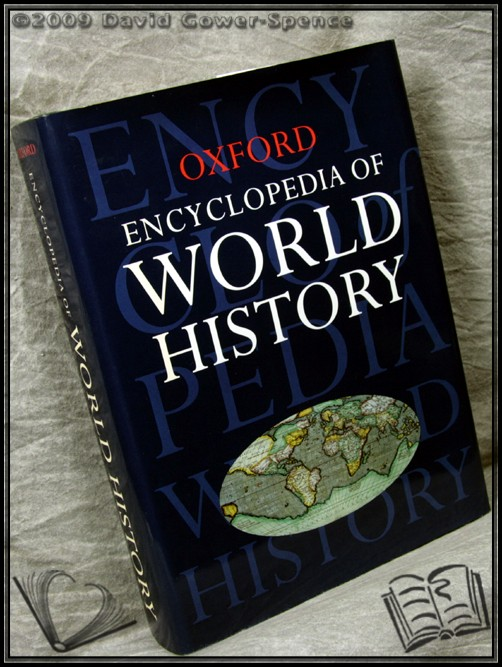 Oxford Encyclopedia Of World History - ANON