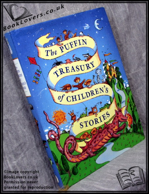The Puffin Treasury Of Children's Stories - ANON