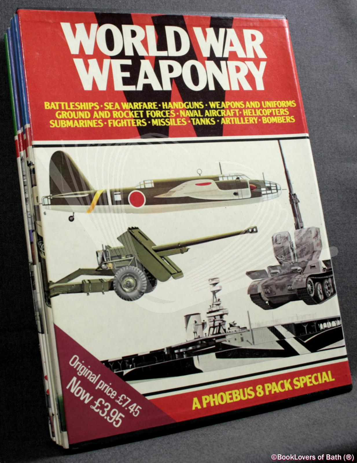 World War Weaponry - VARIOUS