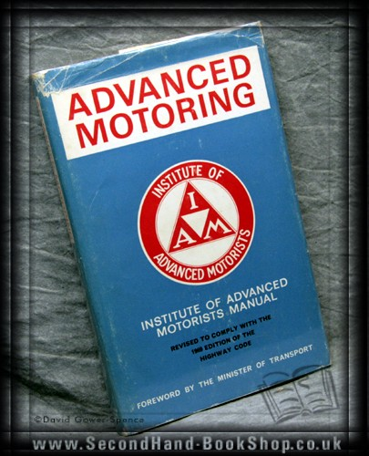Advanced Motoring - ANON