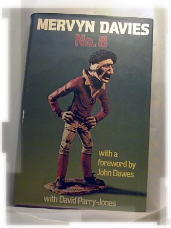 Mervyn Davies: No. 8 - David Parry-Jones