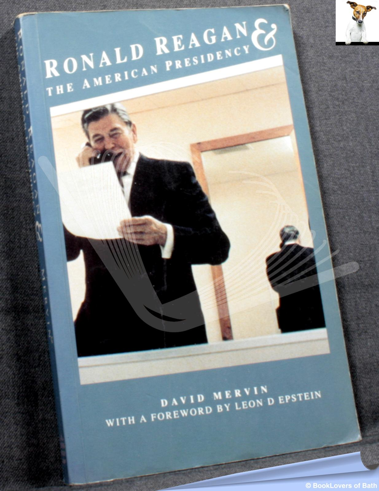 Ronald Reagan and the American Presidency - David Mervin