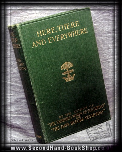 Here, There and Everywhere - Lord Frederic Hamilton