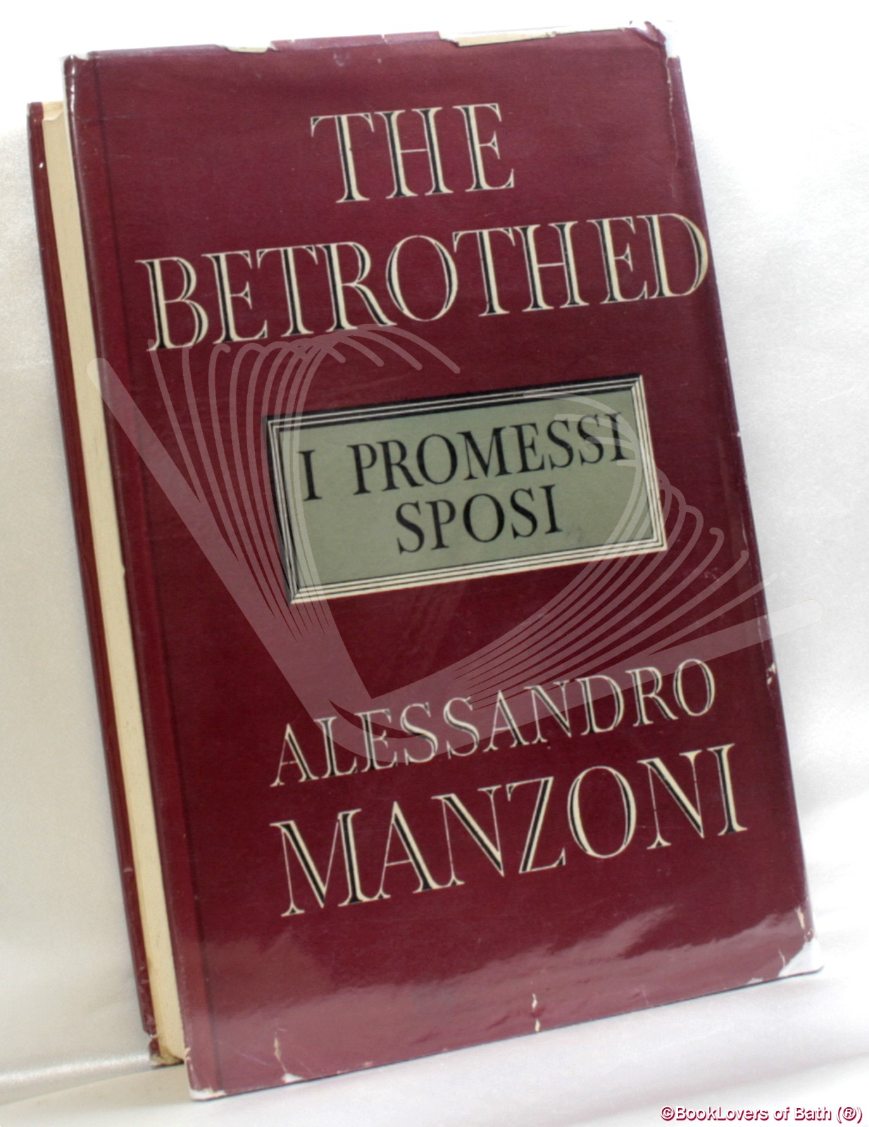 The Betrothed Alessandro Manzoni