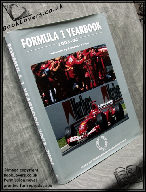 Formula 1 Yearbook 2003 - 2004 - ANON.