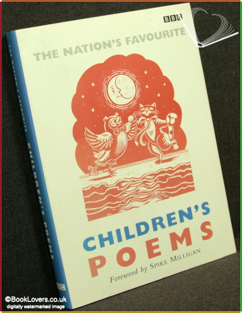The Nation's Favourite Children's Poems  - Edited & compiled by Alex Warwick