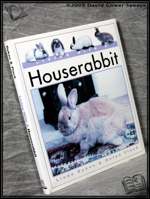 Living with a House Rabbit  - Linda Dykes;  Helen Flack;