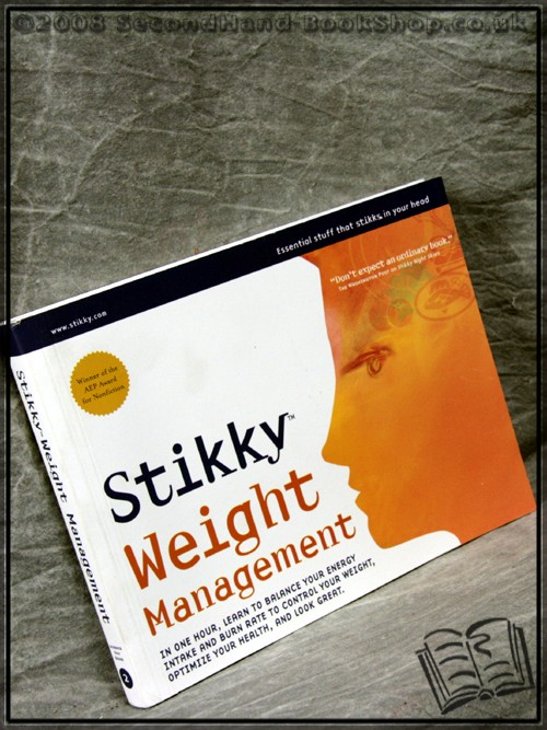 Stikky Weight Management - ANON.