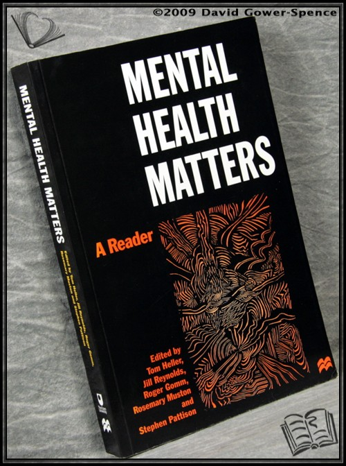 Mental Health Matters: A Reader - VARIOUS