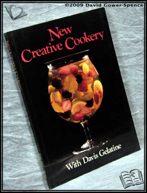 New Creative Cookery with Davis Gelatine - ANON.