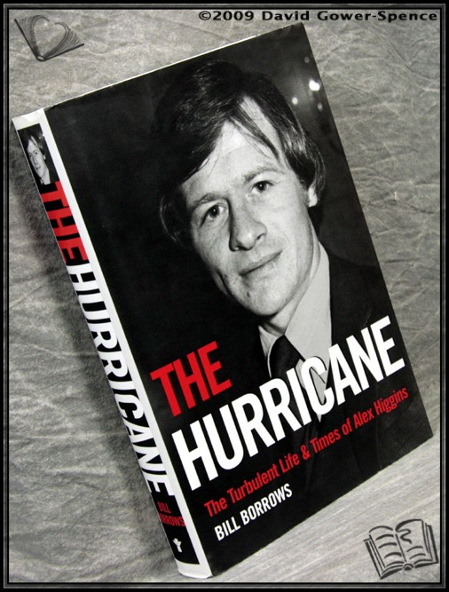 The Hurricane: The Turbulent Life and Times of Alex Higgins - Bill Borrows