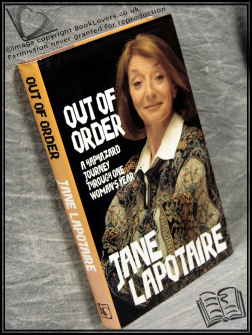 Out of Order - Jane Lapotaire