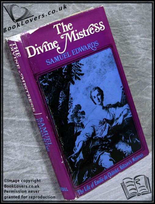 The Divine Mistress - Samuel Edwards