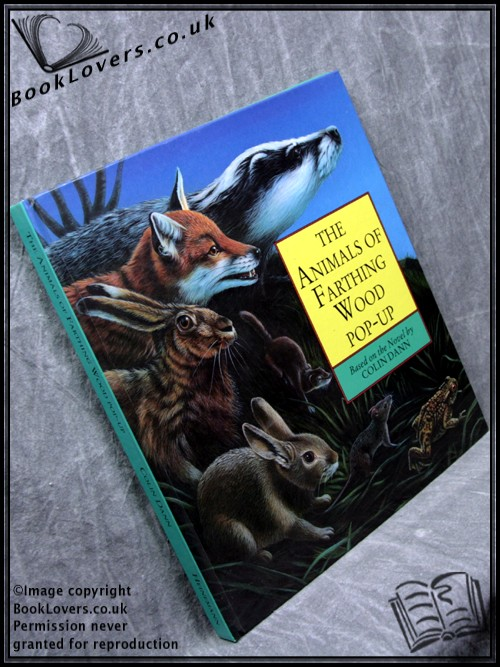 The Animals of Farthing Wood Pop-Up Book - Colin Dann