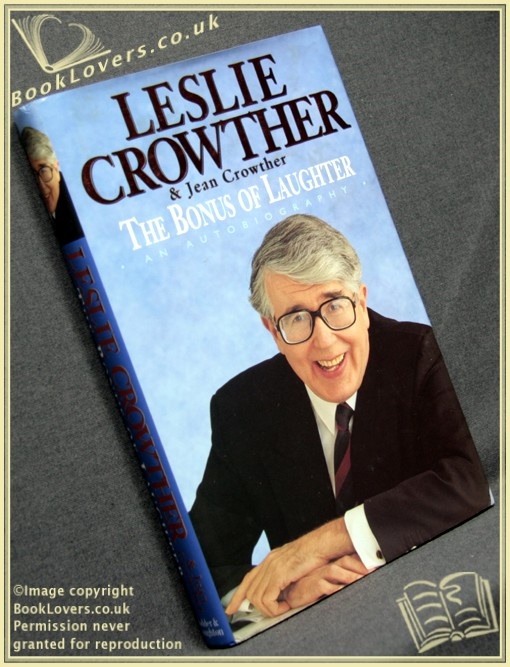 The Bonus of Laughter - Leslie Crowther; Jean Crowther;