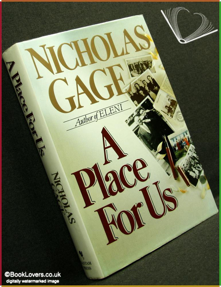 A Place for Us - Nicholas Gage