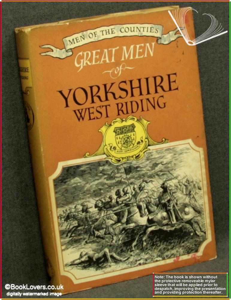 Great Men Of Yorkshire West Riding - Lettice [Ulpha] Cooper