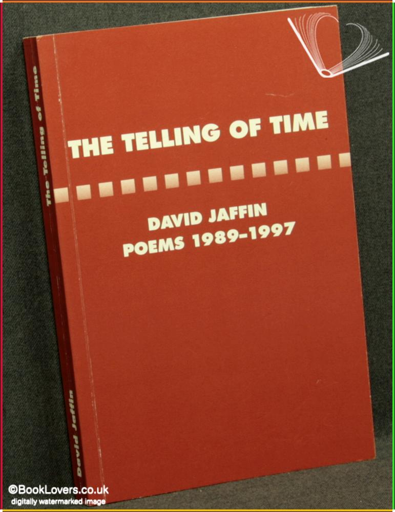 The Telling Of Time - David Jaffin