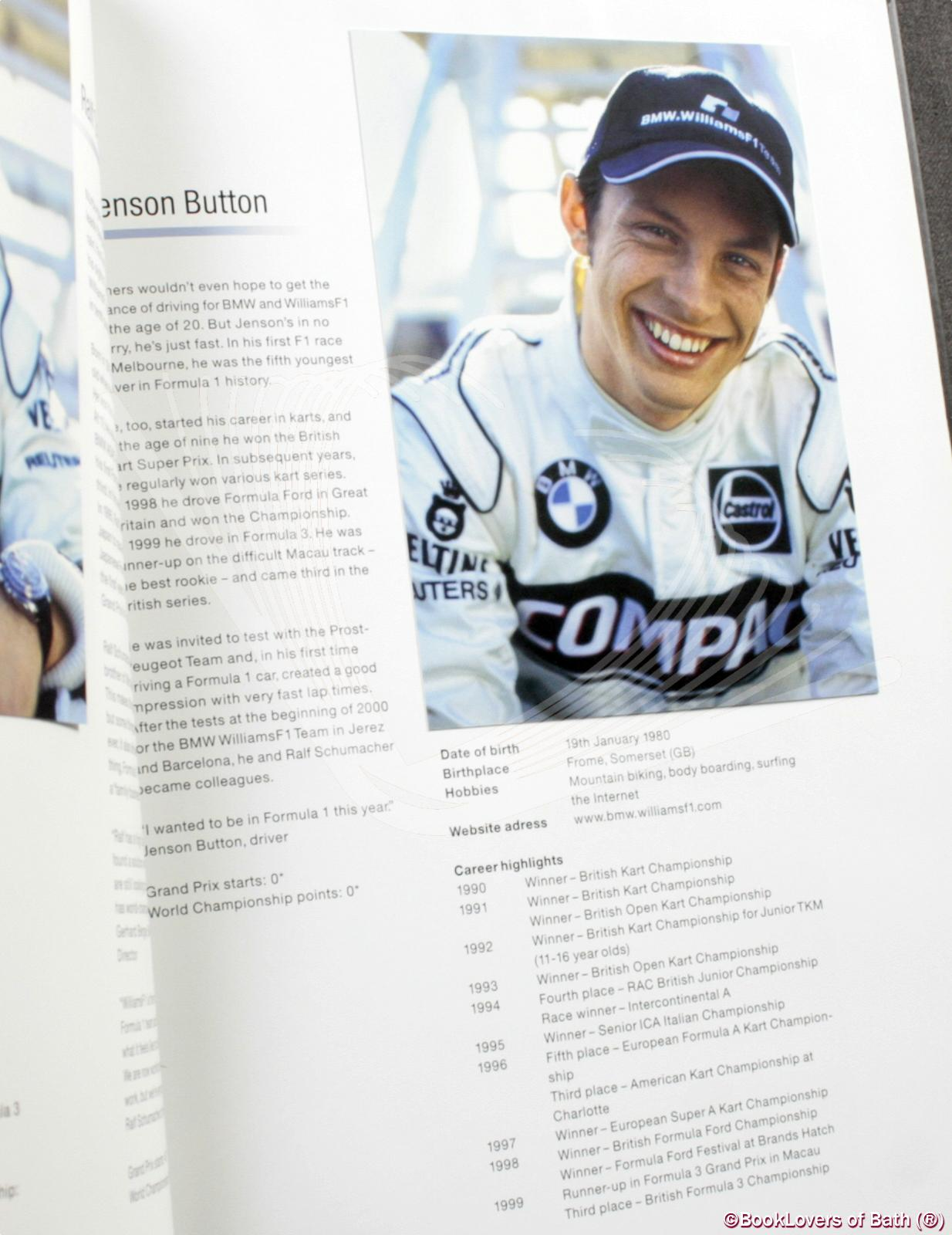 BMW.Williams F1 Team: The Team in 2000 Anon.