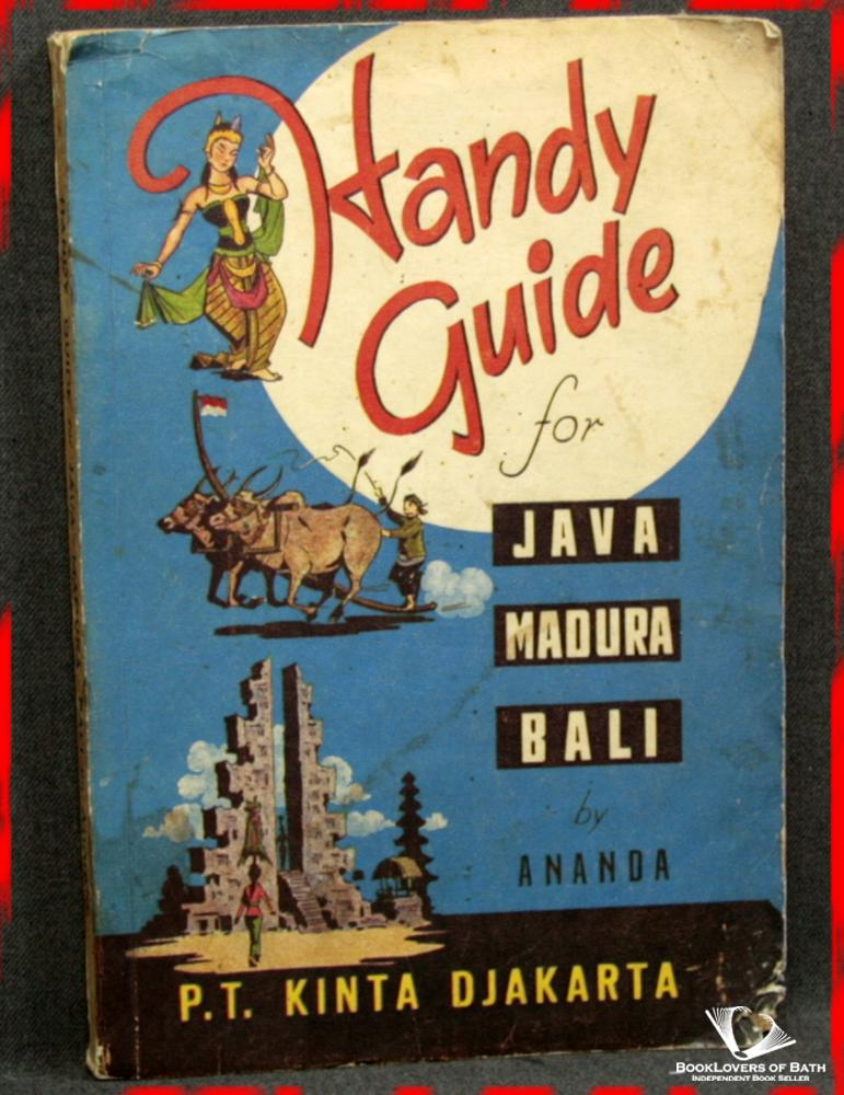 Handy Guide for Java, Madura and Bali - Ananda