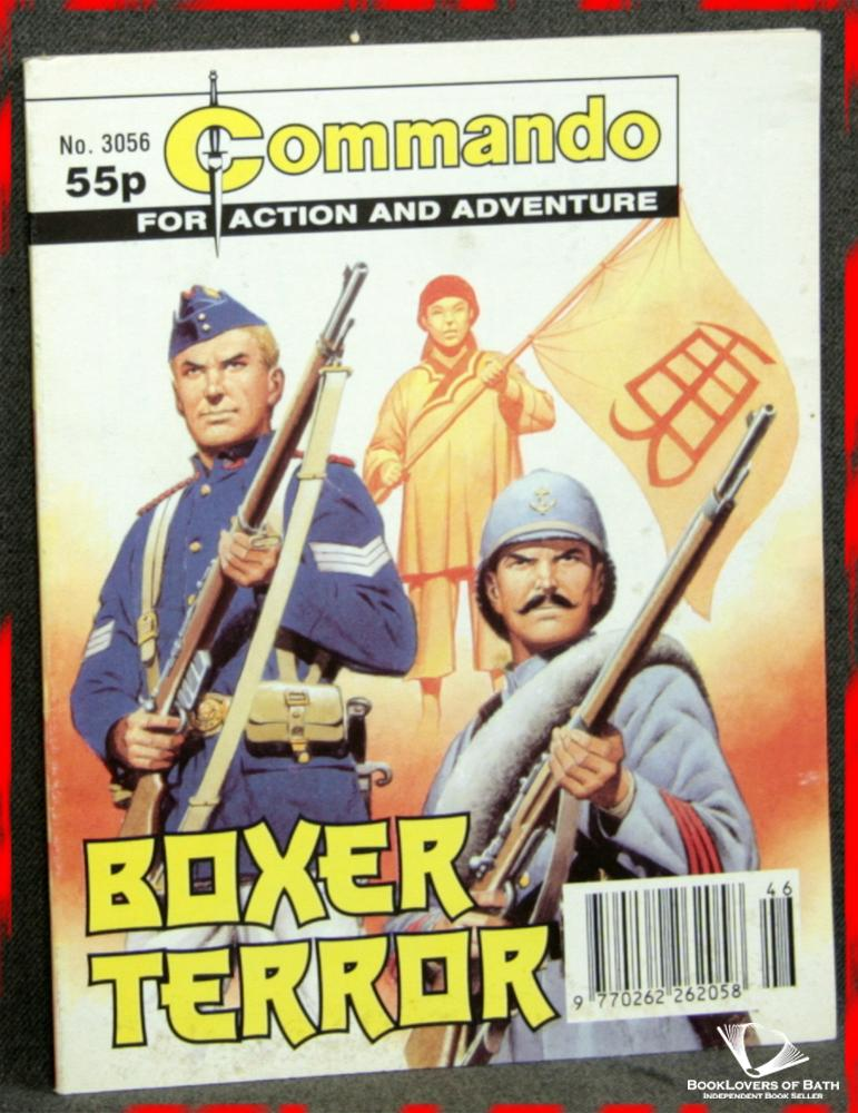 Commando For Action and Adventure: Boxer Terror - Anon.