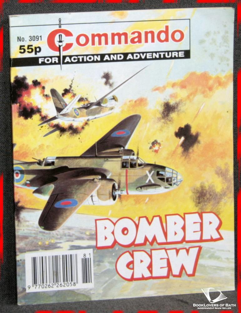 Commando For Action and Adventure No. 3091: Bomber Crew - Anon.