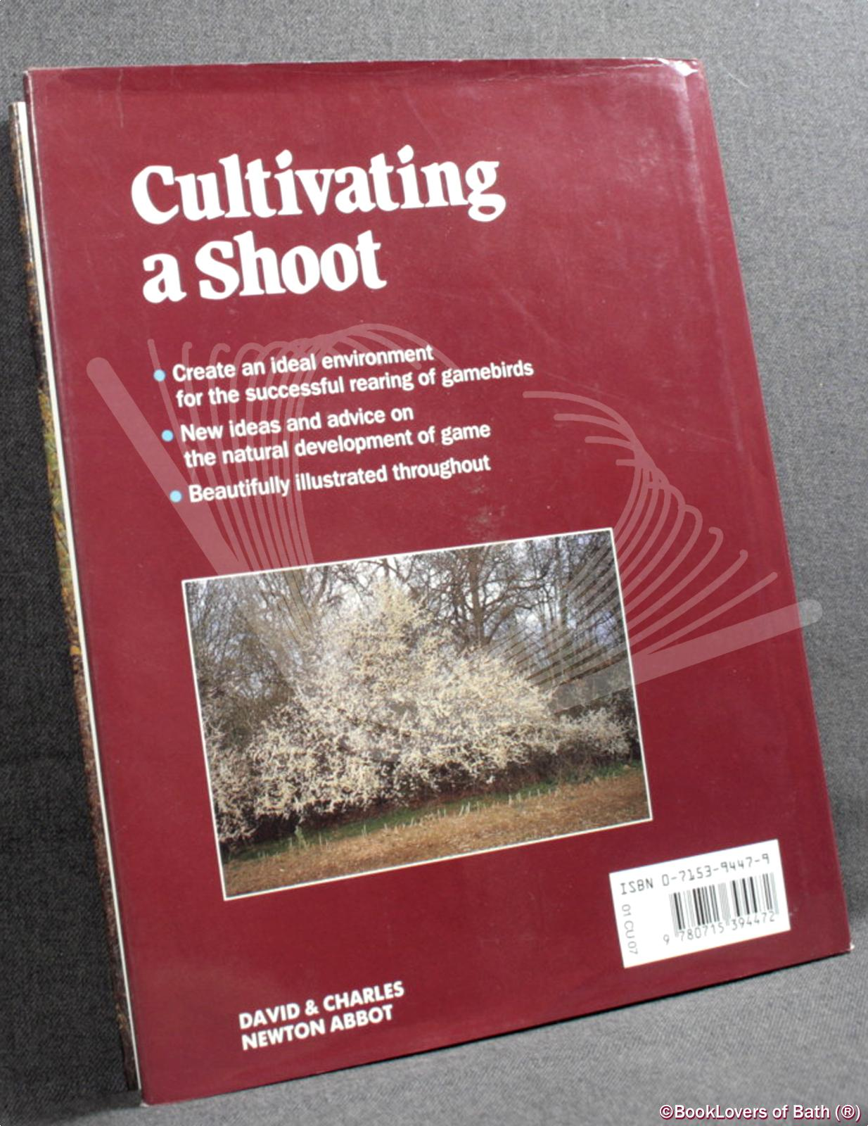 Cultivating a shoot J. C. Jeremy Hobson