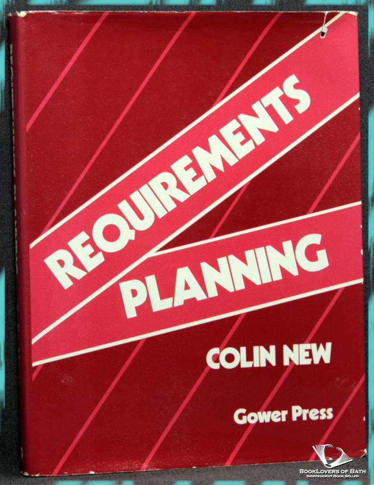 Requirements Planning - Colin New