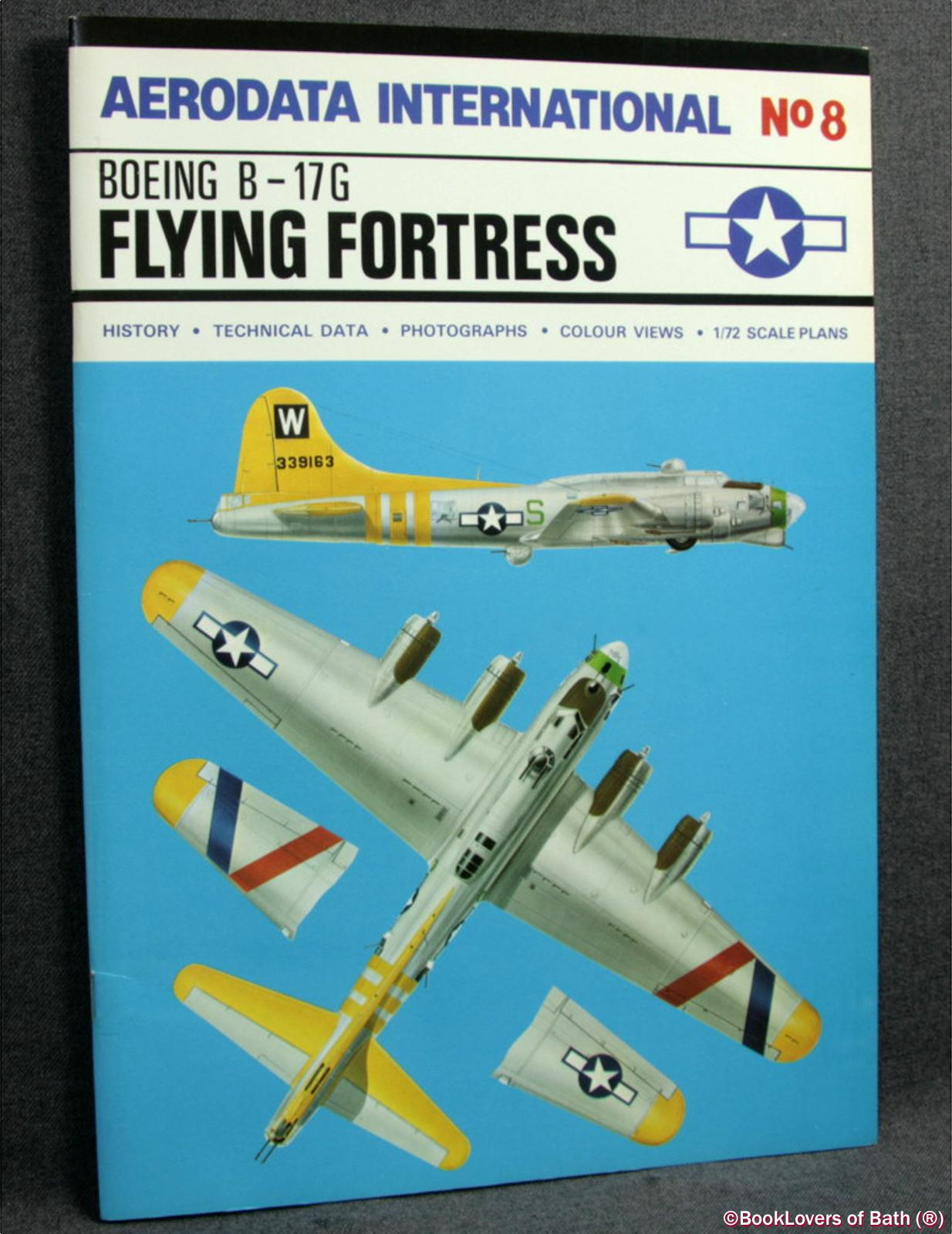 Boeing B-17G Flying Fortress - Philip J. R. Moyes