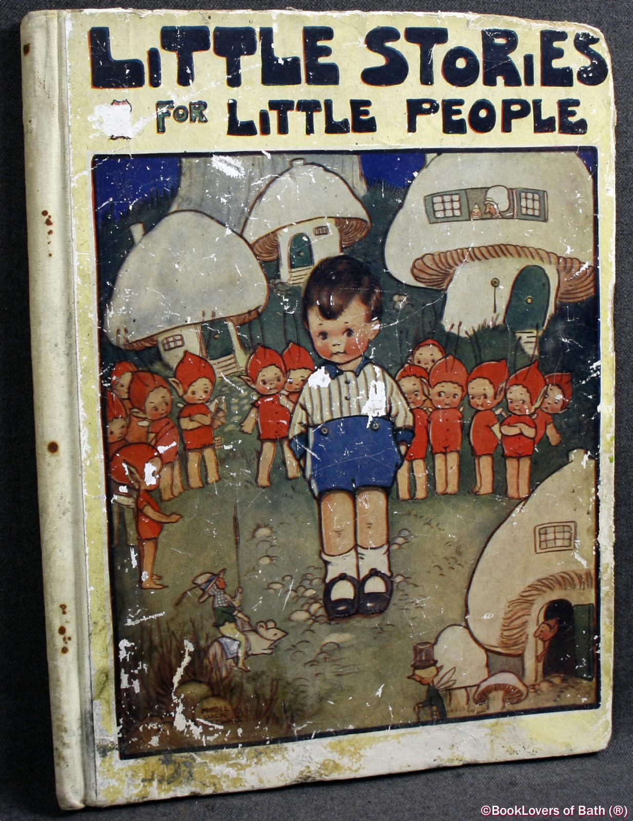 Little Stories for Little People - Anon