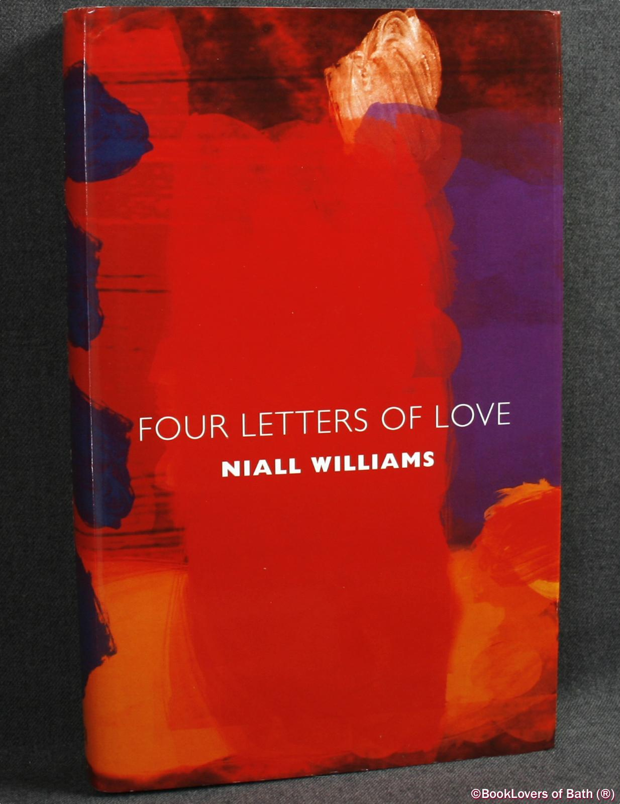 Four Letters of Love - Niall Williams