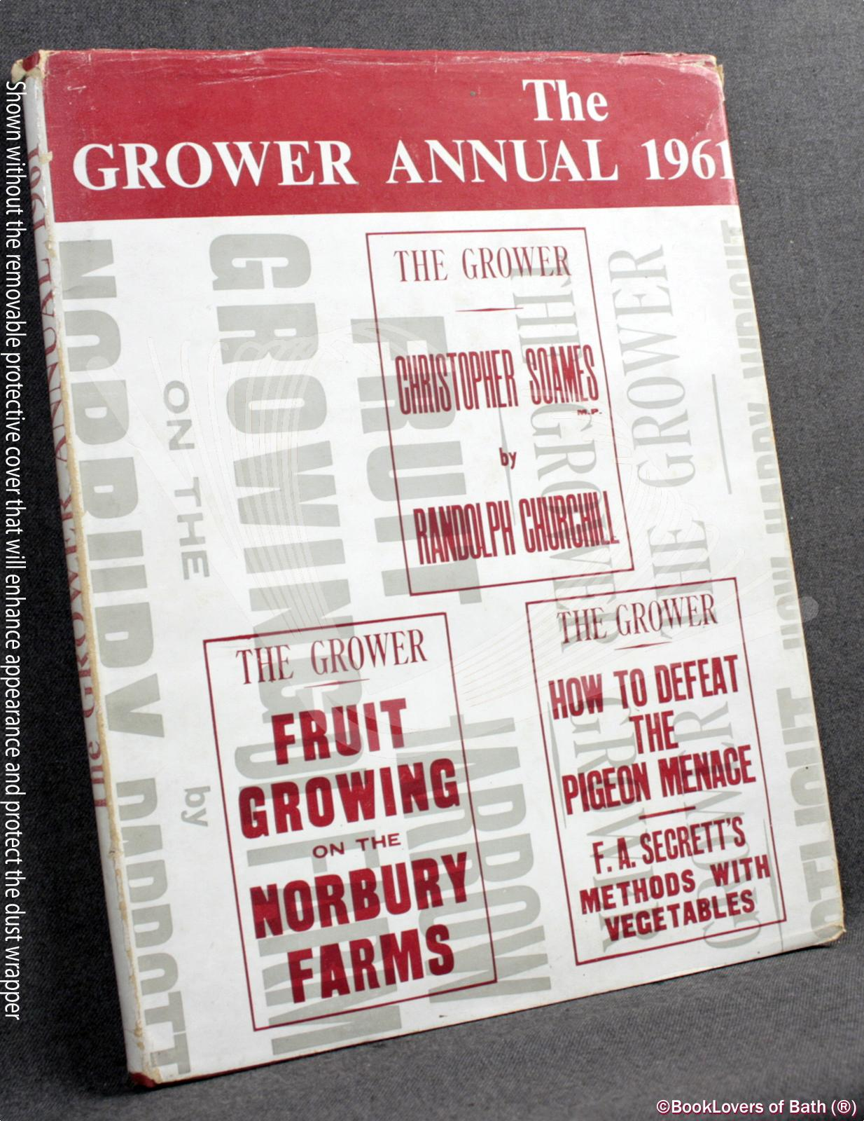 The Grower Annual 1961 - Anon.
