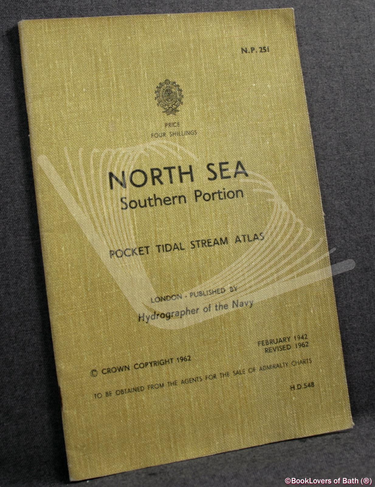 North Sea Southern Portion - Anon.