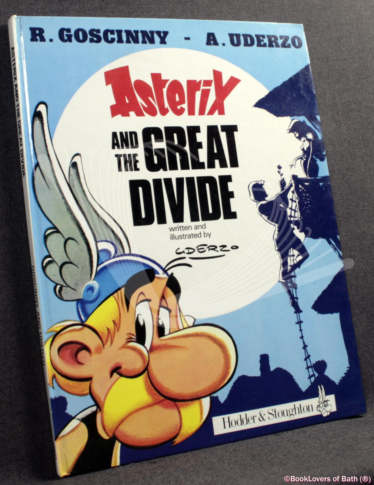 Asterix and the Great Divide - Uderzo