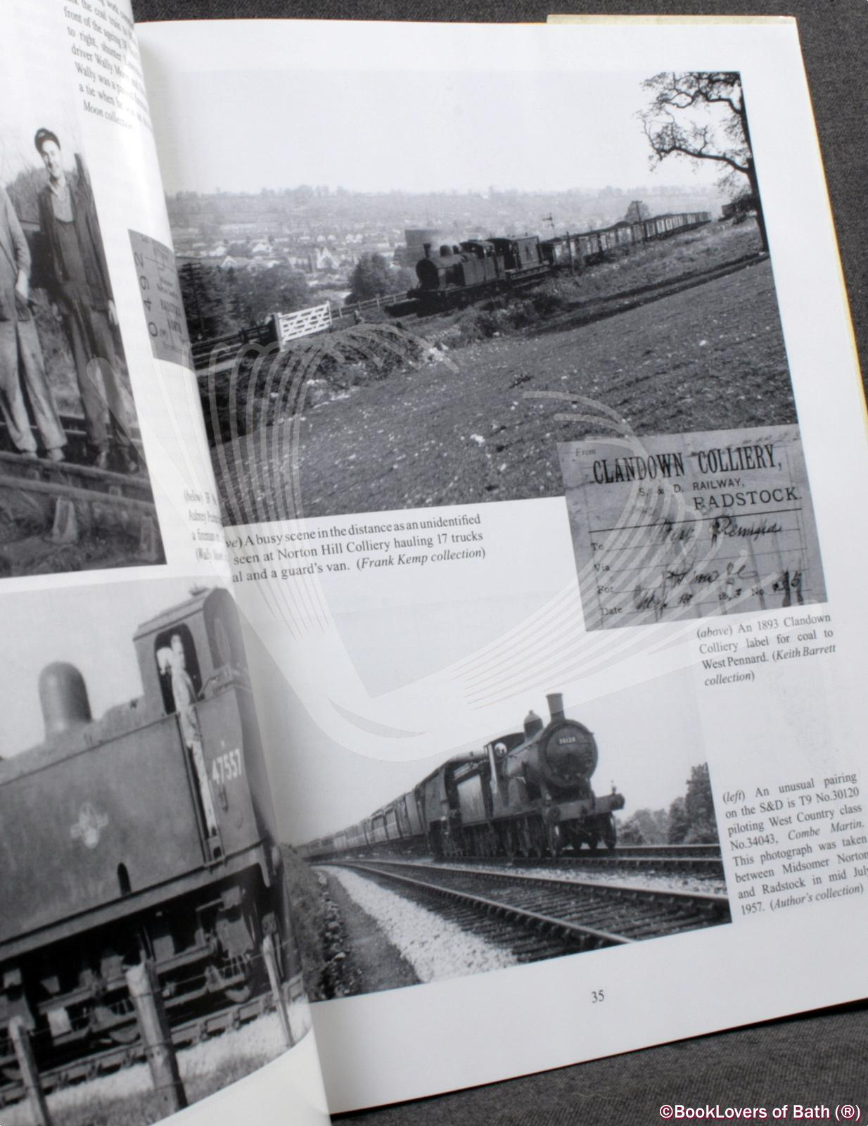 Celebration of the Somerset and Dorset Railway - Alan Hammond