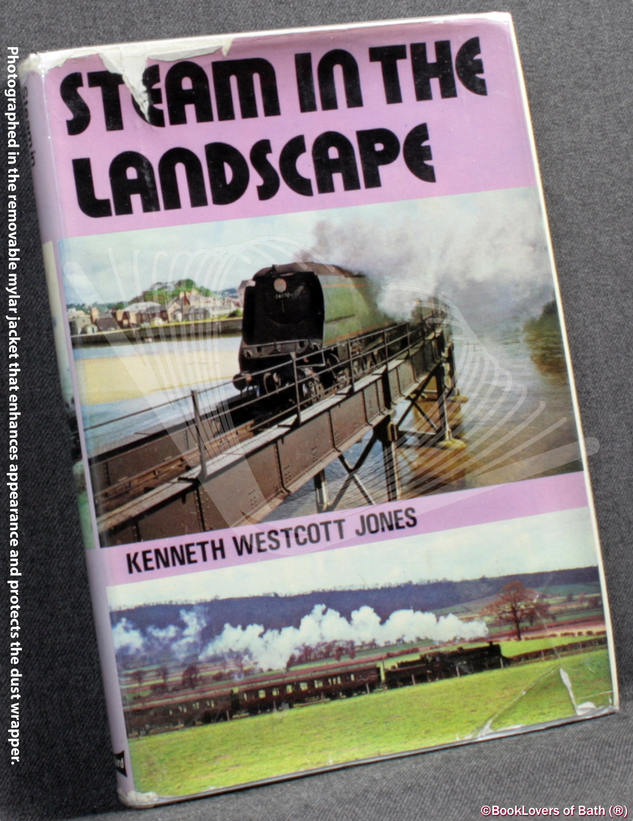 Steam in the Landscape - Kenneth Westcott Jones