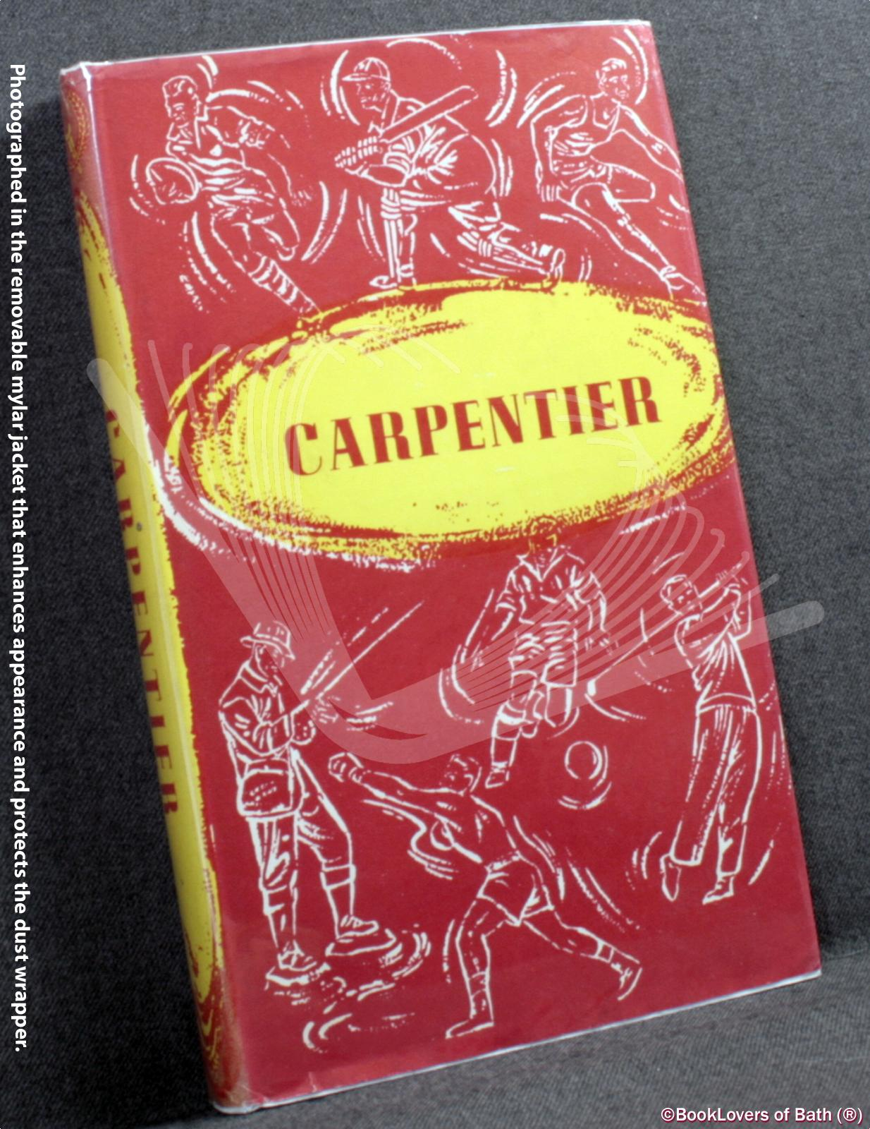 Carpentier, By Himself - Georges Carpentier