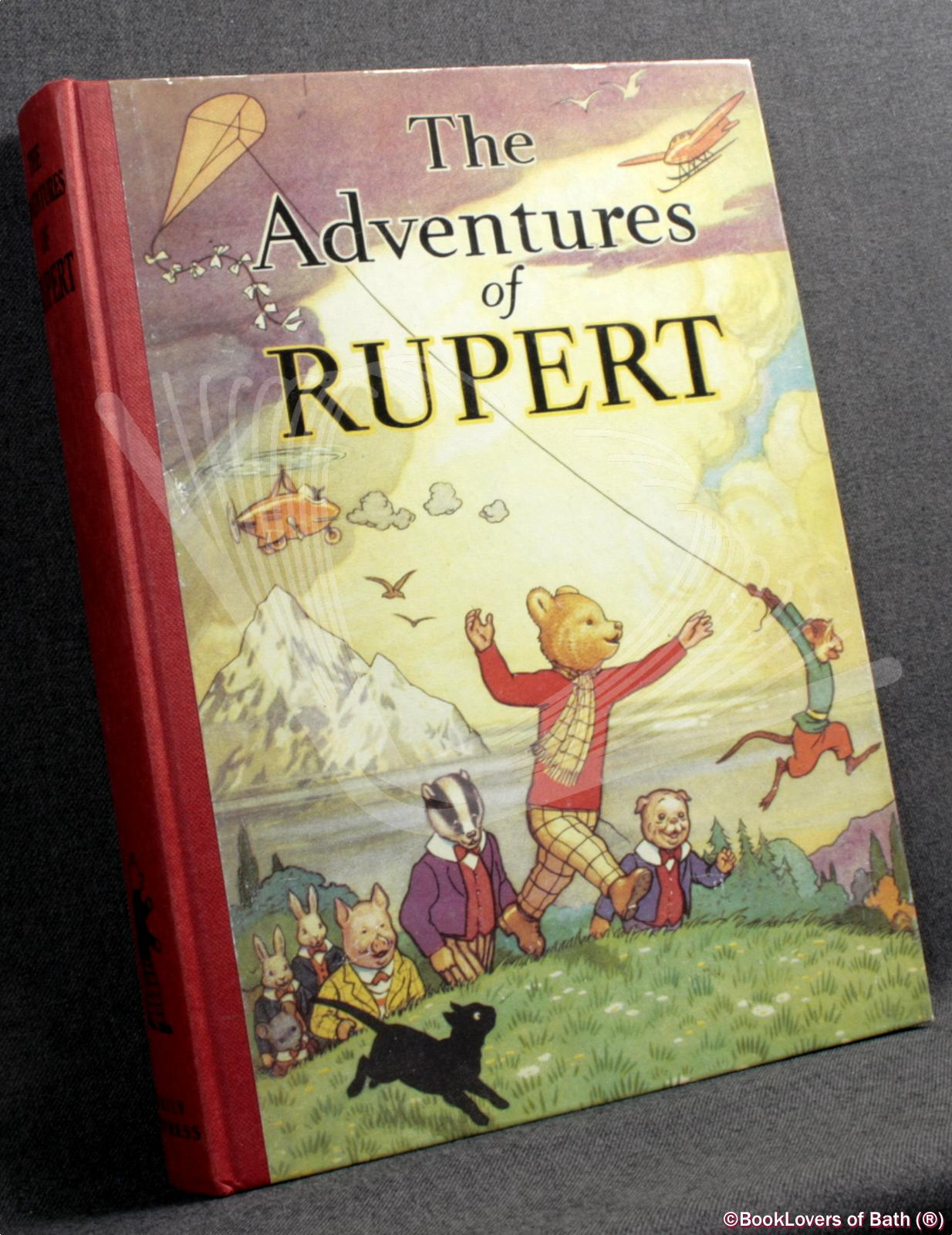The Adventures of Rupert - Anon.