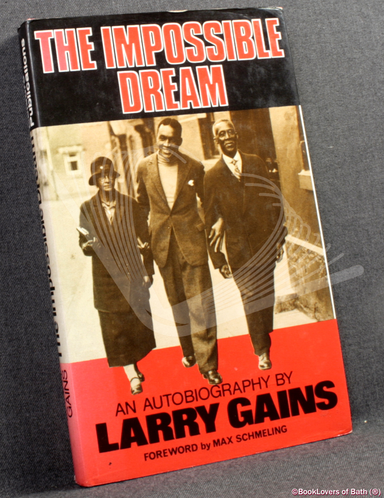 The Impossible Dream - Larry Gains