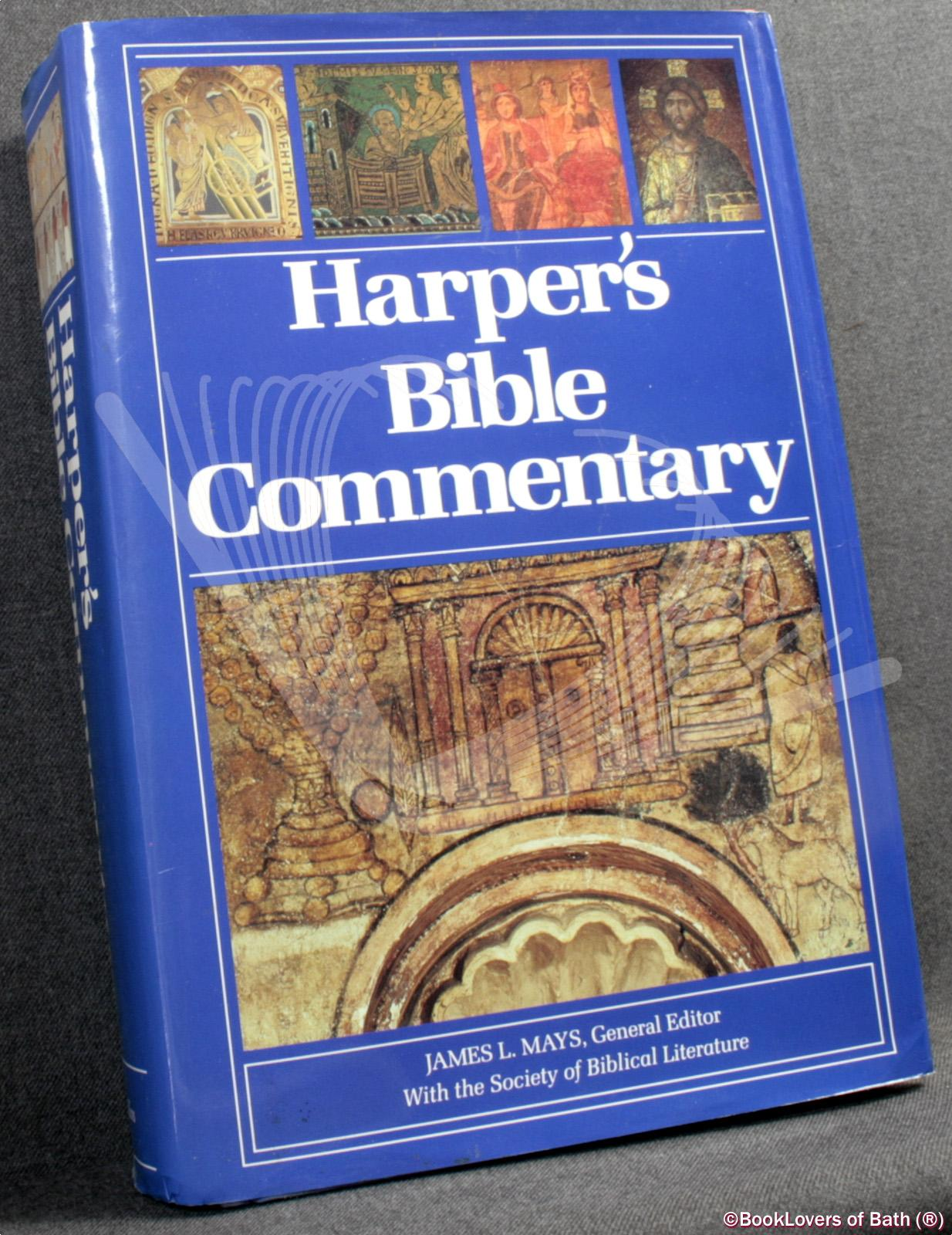 Harper's Bible Commentary - Edited by James L. Mays
