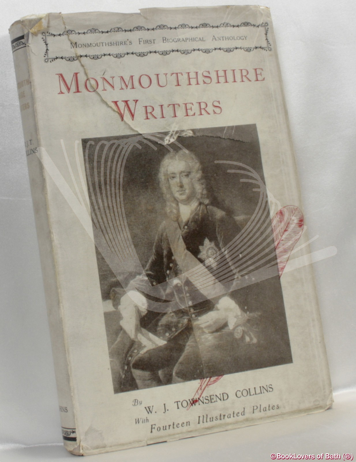 Monmouthshire Writers: A Literary History and Anthology - W. J. [William John] Townsend Collins