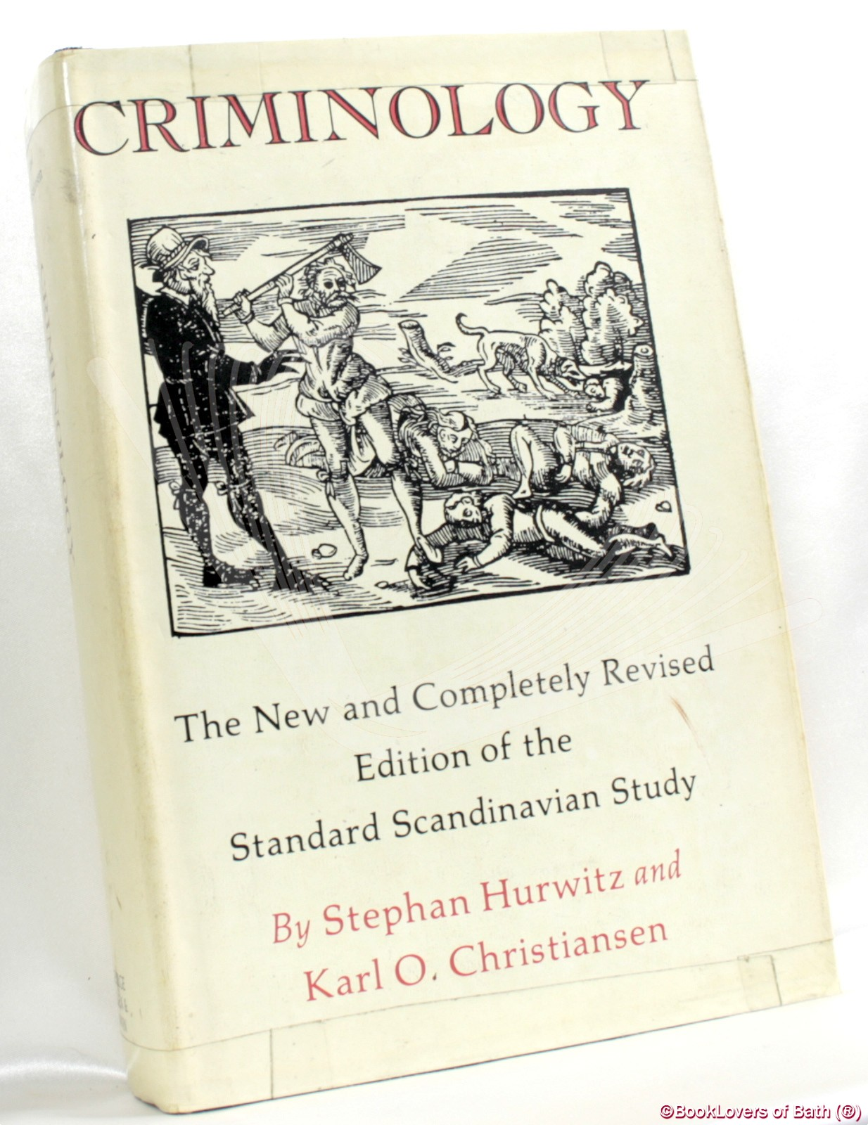 Criminology - Stephan & Christiansen Hurwitz