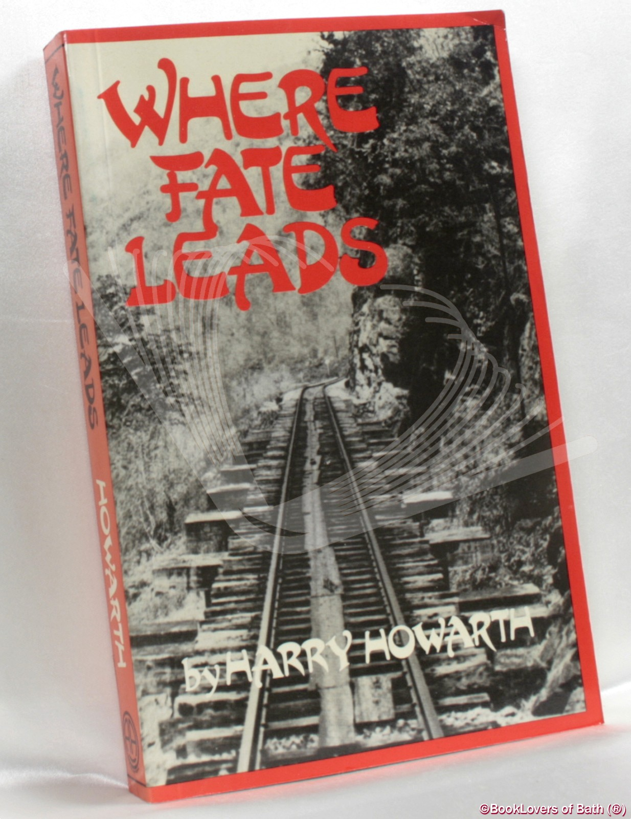 Where Fate Leads - Harry Howarth