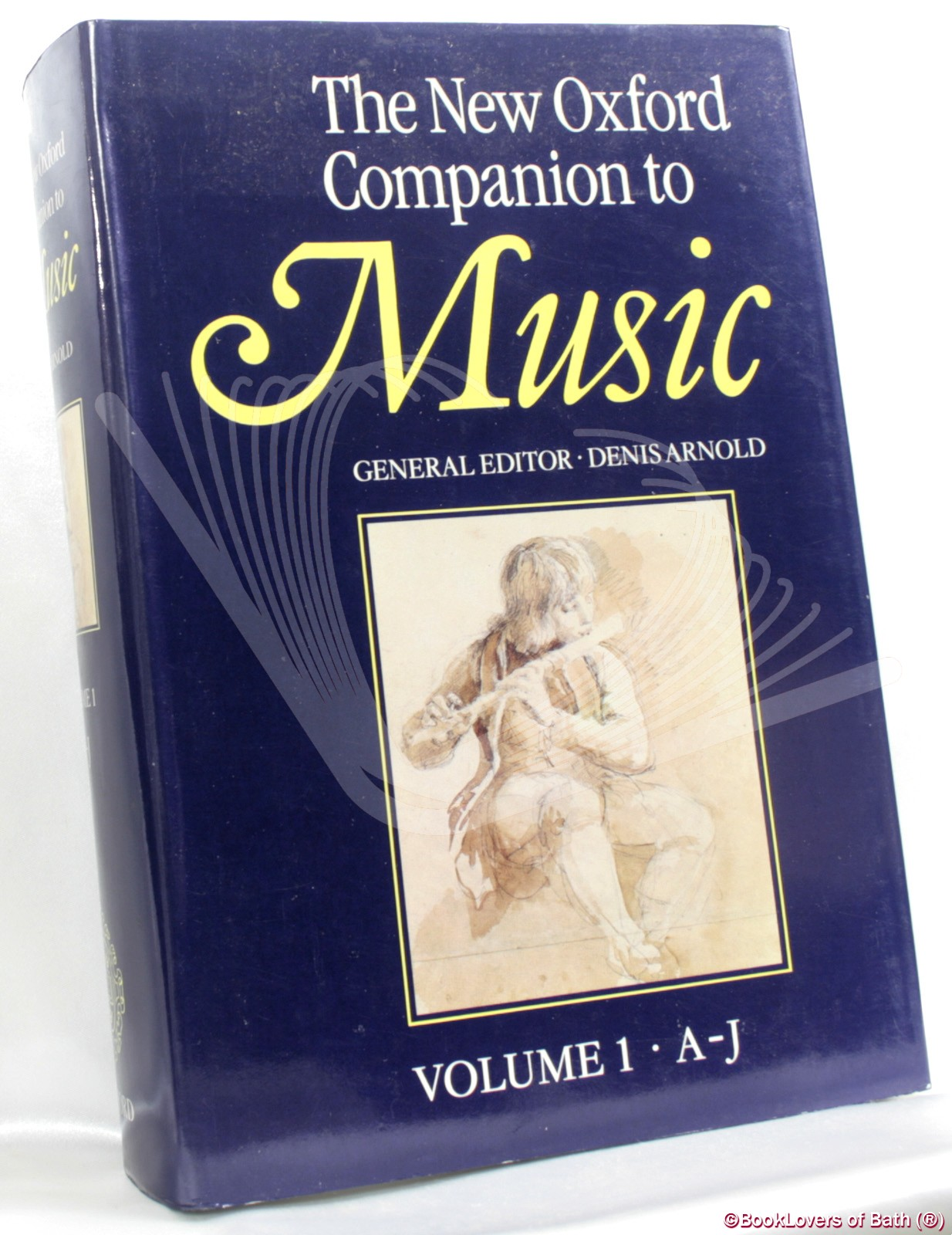 The New Oxford Companion to Music - Edited by Denis Arnold